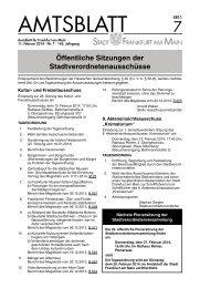 Amtsblatt Nr. 7_2014 S. 113 - 156 (PDF 3.3 MB) - Frankfurt am Main
