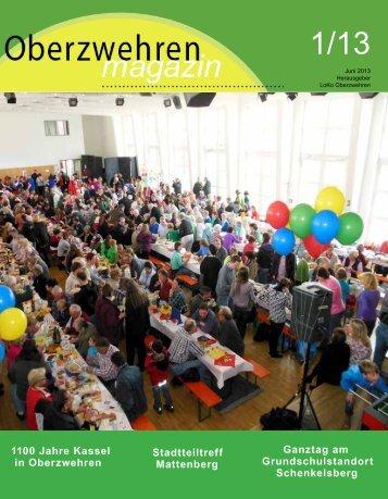 Ausgabe 1/2013 - Frauentreff Brückenhof