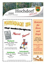 Konzert für Horn und Orgel - Stadt Freiburg im Breisgau