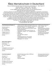 Adressliste Sep 2013.pdf - Bundesverband der Freien ...