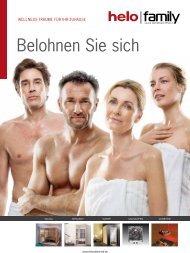 Katalog und Preisliste von Helo family Sauna von Helo Sauna ...
