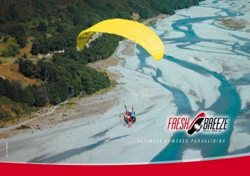ULTIMATE POWERED PARAGLIDING - Fresh Breeze UK