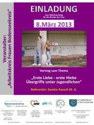 8.März 2013 - Friedrichshafen