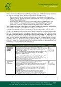 Vermarktungsstrategien für FSC-Waldholz ... - FSC-Deutschland - Page 4