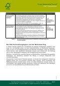 Vermarktungsstrategien für FSC-Waldholz ... - FSC-Deutschland - Page 5