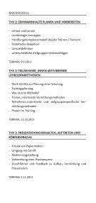trAin-the-trAiner - Freie Universität Berlin - Page 3