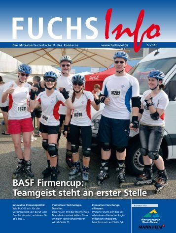 Ausgabe 2 - Fuchs Petrolub AG