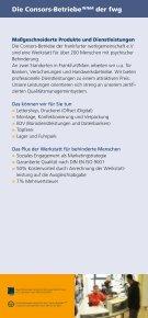 Consors-Betriebe WfbM - frankfurter werkgemeinschaft eV - Page 3