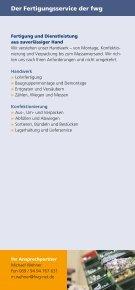 Consors-Betriebe WfbM - frankfurter werkgemeinschaft eV - Page 7