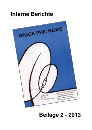 SPN Heft 2 - Gesellschaft der Weltall-Philatelisten
