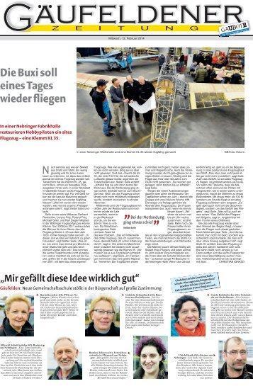 Download Gesamtausgabe - Gäubote