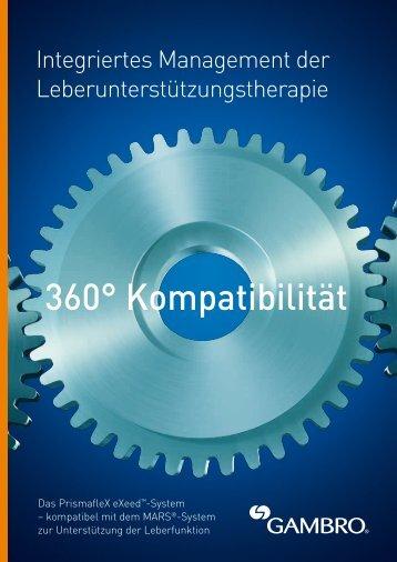 360° Kompatibilität - Gambro