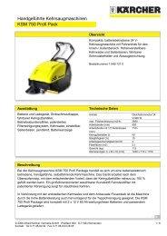 KSM 750 Profi Pack - Gartentechnik.com