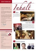 19. Jahrgang   Herbst/Winter 2013 - Gastro Scene - Seite 3