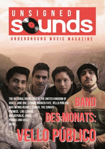 Unsigned Sounds 07