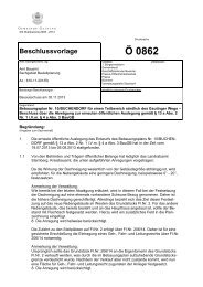 Bebauungsplan Nr. 10/Buchendorf für einen Teilbereich ... - Gauting