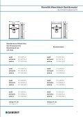 Sortimentauswahl und Planung Geberit Monolith Waschtisch - Seite 7