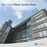 Das neue Hans-Sachs-Haus PDF 1248,5 kB - Stadt Gelsenkirchen