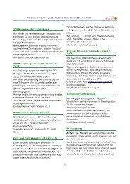 Vereinsnachrichten 05. April 2013 als PDF - Gemeinde Bisingen