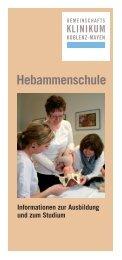 Hebammenschule - Gemeinschaftsklinikum Koblenz-Mayen