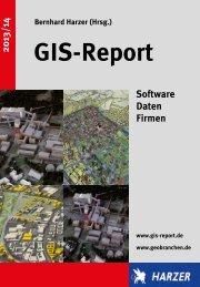 GIS-Report - GeoBranchen
