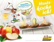 Heute koche ich! - Netzwerk Gesunde Gemeinde