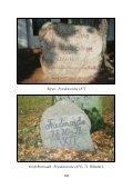 Gedenksteine - Geschichtsverein für das ehemalige Amt Bordesholm - Seite 7