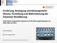 Präsentation Bevölkerungsbefragung (Dubowicz)