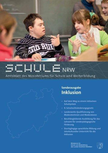 Inklusion (942.46 KB) - Nordrhein-Westfalen direkt