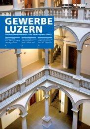 Unternehmensführung - Gewerbeverband des Kantons Luzern
