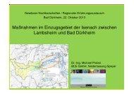 Vortrag 3 Umsetzung von ersten Maßnahmen aus dem ... - GfG