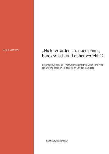 W 13 Markovic.indb - Gietl Verlag
