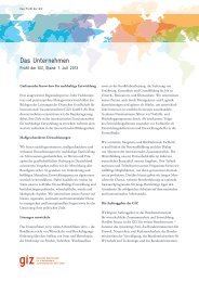 GIZ InDesign-Vorlage für Publikationen – Factsheets DIN A4