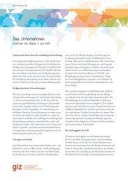 GIZ InDesign-Vorlage für Publikationen – Factsheets DIN A4