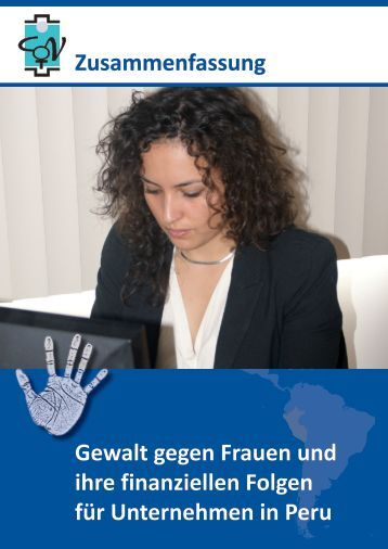 Gewalt gegen Frauen und ihre finanziellen Folgen für ... - GIZ
