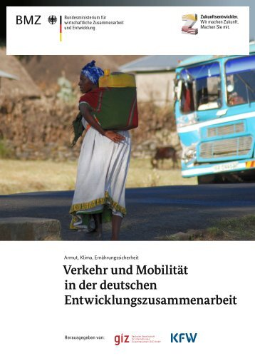 Verkehr und Mobilität in der deutschen ... - GIZ