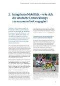 Verkehr und Mobilität in der deutschen ... - GIZ - Page 7