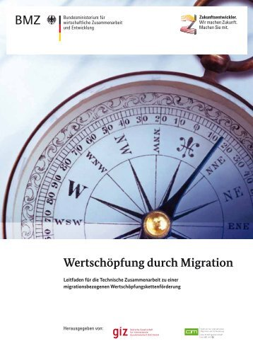 Wertschöpfung durch Migration - GIZ