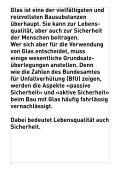 SCHUTZ UND SICHERHEIT AUS GLAS - Glas Trösch - Seite 2