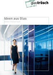 INTERIEUR Prospekt - Glas Trösch Beratungs-GmbH