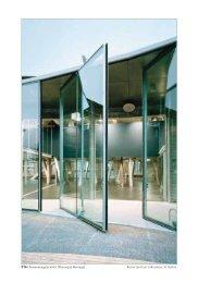 17. Anwendungstechnik I (Planung & Montage) - Glas Trösch
