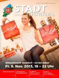 November Ausgabe - Stadtgemeinde Gleisdorf