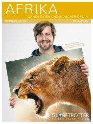 Reiseplaner Afrika 2014 (PDF 26412 kb) ... berühmt ... - Globetrotter