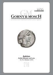 Auktion 216 - Gorny & Mosch GmbH