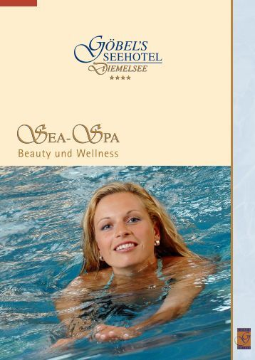 Sea-Spa - Beauty- und Wellness Angebote - Göbel Hotels