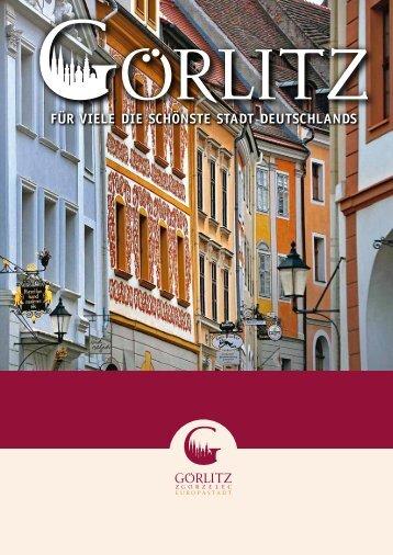 Imagebroschüre Görlitz
