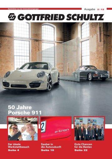 Porsche Zentrum Essen - Gottfried Schultz GmbH & Co. KG