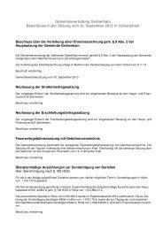 Beschlüsse 2013--09-10 - Grebenhain