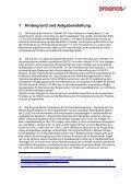 Kurzexpertise zur EEG -Reform PROGNOS - Greenpeace - Page 4