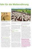 Fünf Gründe, weniger Fleisch zu essen - Greenpeace - Page 3